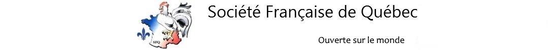 SFQ – Société Française de Québec
